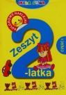 Mała sowa Zeszyt 2-latka część 1