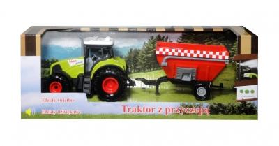 Traktor światło-dźwięk
