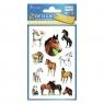 Naklejki dla dzieci Z Design - Konie, błyszczące (53483)