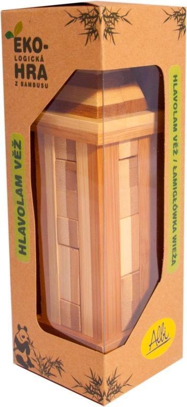 Łamigłówka - Wieża ALBI