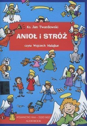 Anioł I Stróż Audiobook Twardowski Jan Wam