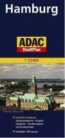 StadtPlan ADAC. Hamburg 1:25 000