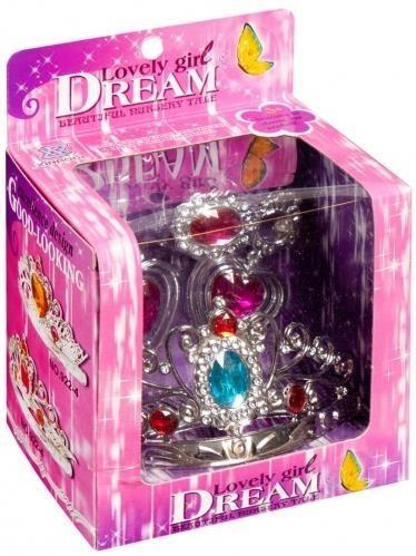 Zestaw księżniczki diadem