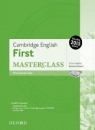 Cambridge English First Masterclass Workbook Pack with MultiRom&Online Practice Simon Haines and Barbara Stewart