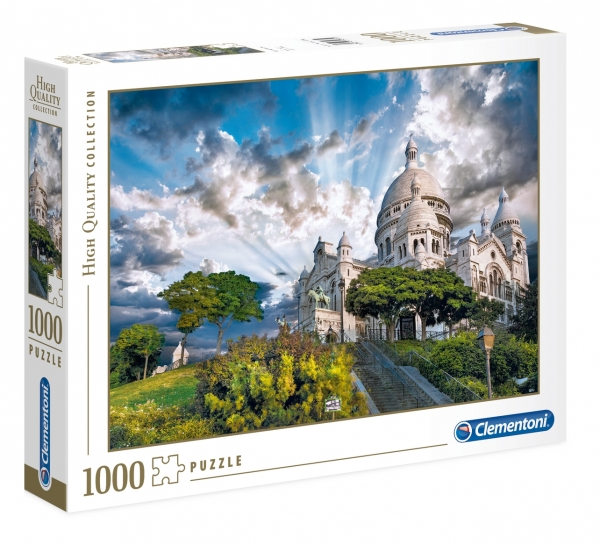 Puzzle High Quality Collection 1000: Montmartre (39383)