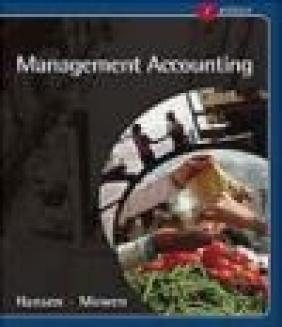 Personal Trainer 3.0 Management Accounting 7E MOWEN,  HANSEN