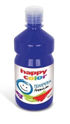 Farba tempera premium 500ml granatowy (500-33)