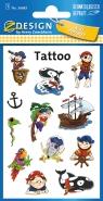 Tatuaże - Piraci (56683)