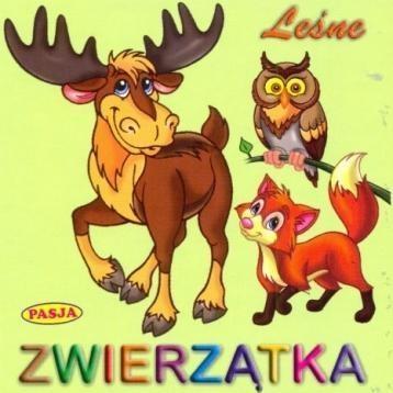 Leśne zwierzątka Budek Mariola, Kaliska Zofia