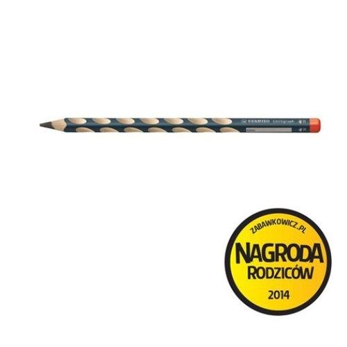 Ołówek Stabilo Easygraph, dla praworęcznych