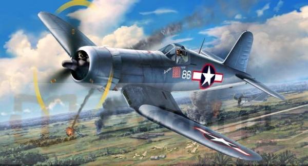 Model Revell Vought F4U1A Corsair (03983)