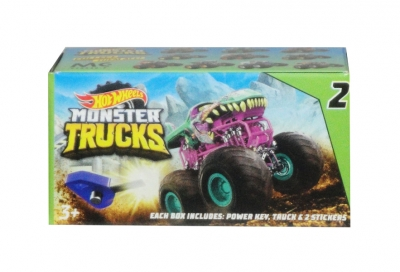 Pojazdy Monster Truck