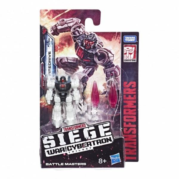 Figurka Transformers GEN WFC Battle Maste rs Blow Pipe (E3431/E3551)