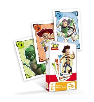 Karty Piotrusie Toy Story 4