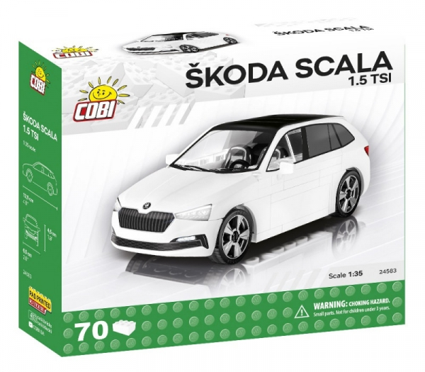 Klocki Skoda Scala 1.5 TSI (24583)