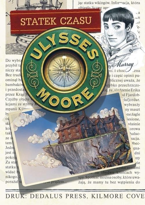 Ulysses Moore 13 Statek czasu Baccalario Pierdomenico
