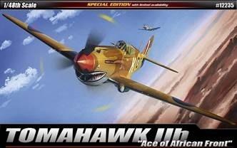 P-40C Tomahawk IIB 1:48 (12235)