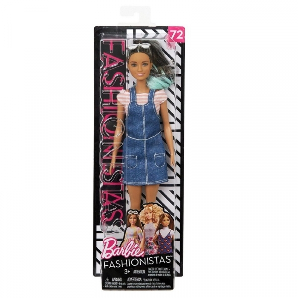 Barbie Fashionistas Overall Awesome (FBR37/FJF37)