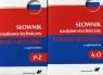 Słownik naukowo-techniczny polsko-rosyjski z suplementem
