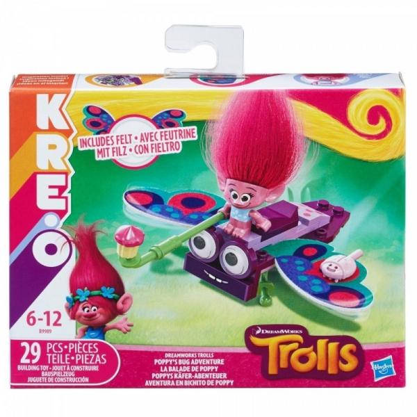 KRE-O Trolls Przygody Poppy (B9989)
