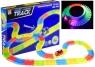 Neonowy Tor Magic Track 224 PCS + Świecące Auto