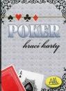 Karty do pokera czerwone