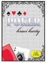 Poker - Karty - czerwone (83986)