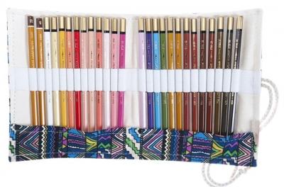 Kredki mondeluz 24kol. w kolorowym etui