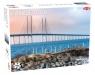 Puzzle Oresund Bridge 1000