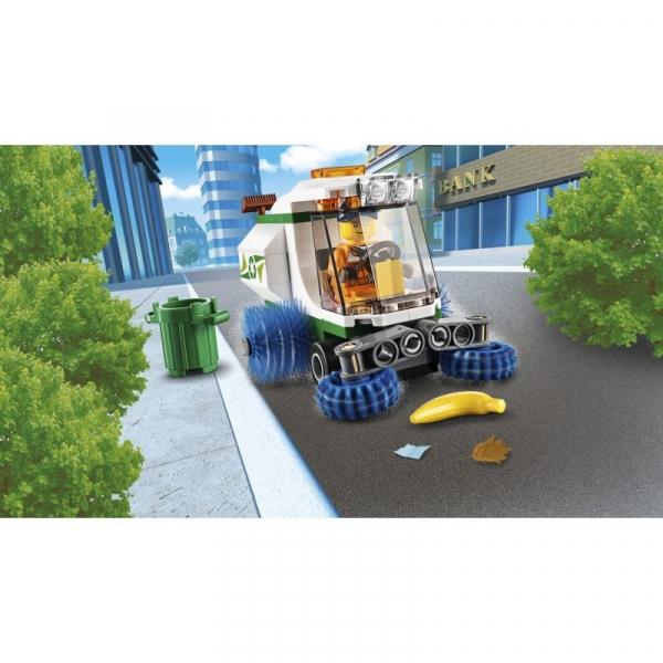 Lego City: Zamiatarka (60249)