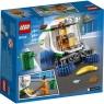 Lego City: Zamiatarka (60249) Wiek: 5+