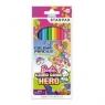 Kredki ołówkowe 12 kolorów 379335 barbie