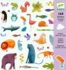 Naklejki Zwierzęta (DJ08883)
