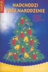 Nadchodzi Boże NarodzenieŚwiąteczne wycinanki z papieru do zawieszenia Kipp Angelika
