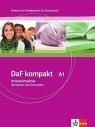 DaF kompakt A1 Intensivtrainer Braun Brigit, Doubek Margit, Vitale Rosanna