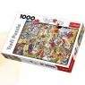 Restauracja - Chaotic Puzzle - 1000 elementów (10283)