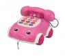 Halo Halo Telefon Mówiący różowy  (0663G)