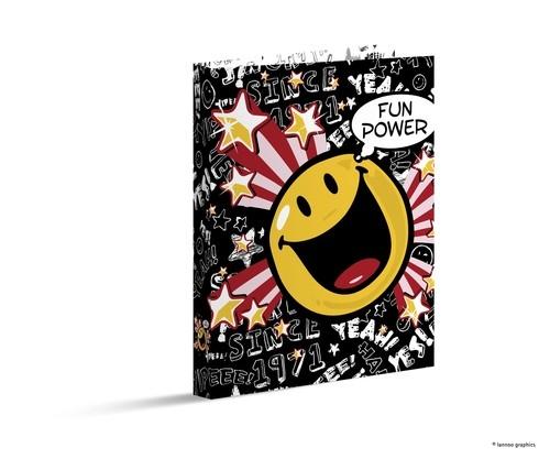 Segregator A4 Smiley Fun Power