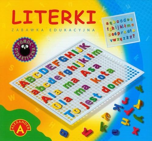 Literki zabawka edukacyjna (0383)