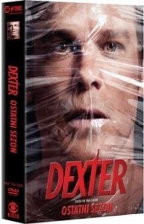 Dexter (sezon 8, 4 DVD)