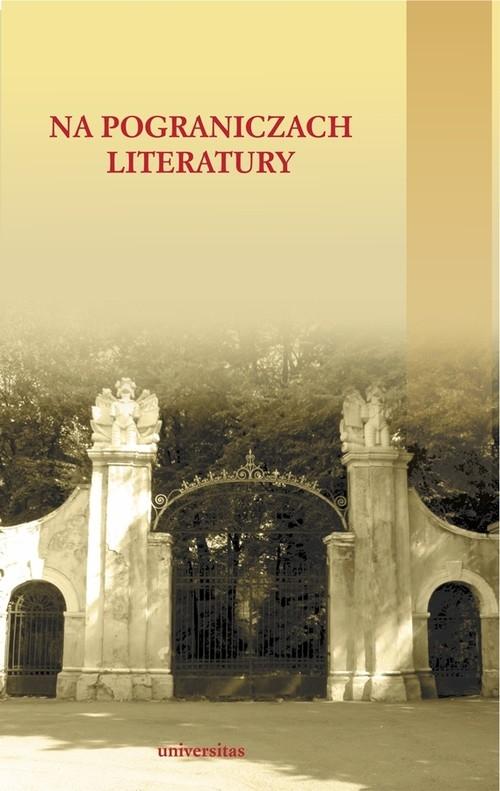Na pograniczach literatury