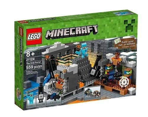Lego Minecraft Portal Kresu (21124)