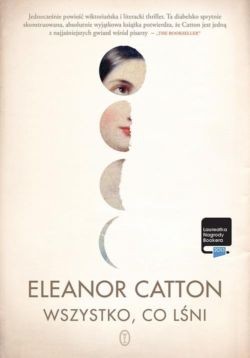 Wszystko, co lśni Catton Eleanor