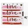 Pamiętnik na kłódkę Love (STARPAK 423466)