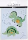 Zestaw mini do wyszywania - Dinozaur
