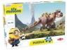 Puzzle Minions 200 elementów Dinozaur  (53101/53383)