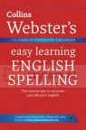 Spelling. Collins Webster's Easy Learning. PB