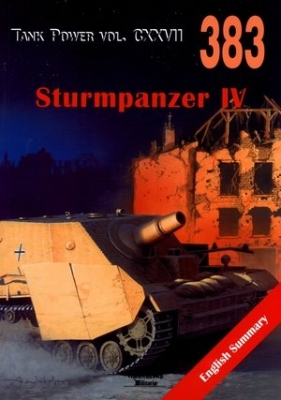 Sturmpanzer IV. Tank Power vol. CXXVII 383
