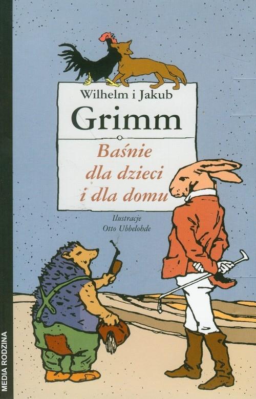 Baśnie dla dzieci i dla domu Tom 1-2 Grimm Jakub, Grimm Wilhelm