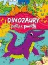 Dinozaury - Połącz punkty W.E. Literka